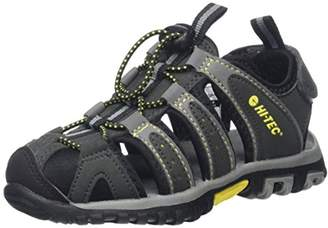 Hi-Tec Unisex Kids' Cove Junior Hiking Sandals,11 UK 30 EU