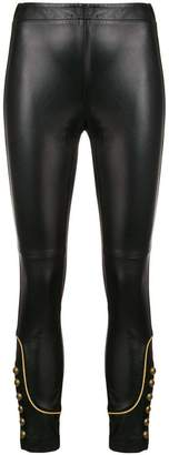 Pinko Cerniera leggings