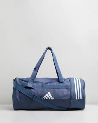 adidas Convertible 3-Stripes Duffle Bag - Medium