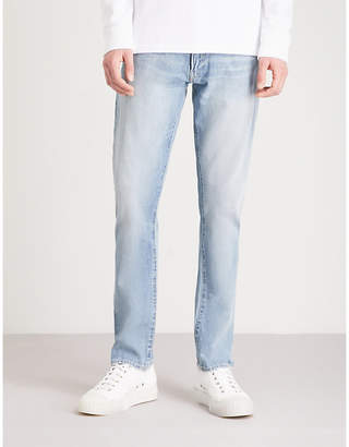 Polo Ralph Lauren Sullivan faded slim-fit tapered jeans