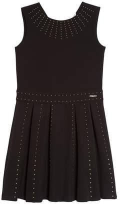 Marciano Studded Skater Dress