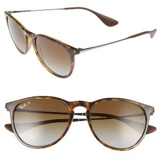 Women's Ray-Ban Erika Classic 54Mm Sunglasses - Havana $160 thestylecure.com