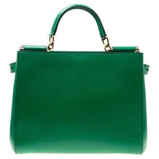 af3b898796 Dolce   Gabbana Green Leather Handbags - ShopStyle