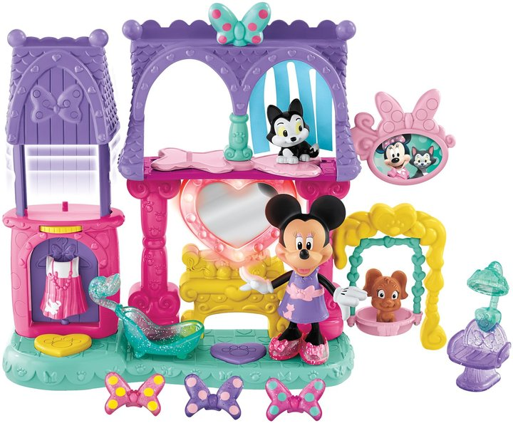 Fisher-Price Minnie Mouse Bow-tique Minne's Pet Salon