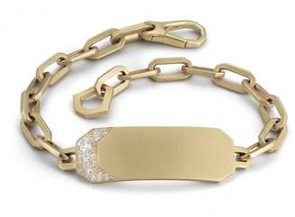 Jade Trau ID Bracelet - Yellow Gold