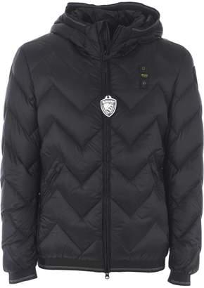 Blauer Hooded Padded Jacket