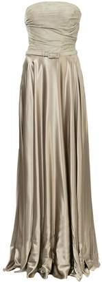 Ralph Lauren long belted dress