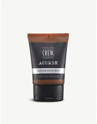 American Crew ACUMEN Acumen Soothing shave cream 100ml