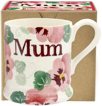 Emma Bridgewater Pink Pansy Mum Mug, Boxed