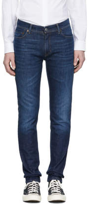 Acne Studios Bla Konst Blue North Jeans