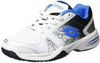 Lotto Kids' T-Strike II CL L Tennis Shoes