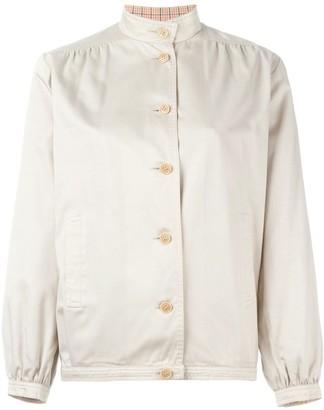 Celine Pre-Owned mandarin collar jacket