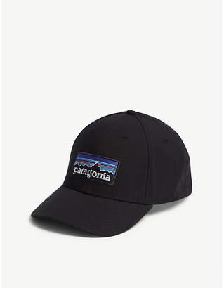Patagonia Logo stretch-fit baseball cap