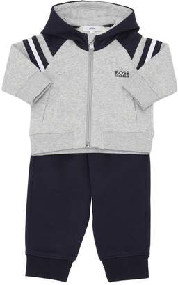 HUGO BOSS Cotton Sweatshirt & Sweatpants