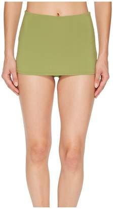 Seafolly High-Waisted Skirted Pants Women's Swimwear