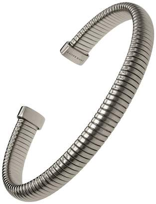 Janis Savitt Open Small Cobra Cuff Bracelet - Black Gold