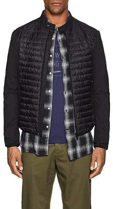 Herno MEN'S QUILTED TECH-FABRIC JACKET
