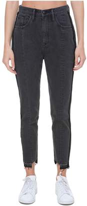 Juicy Couture (ジューシー クチュール) - Black Wash Denim Girlfriend Jean