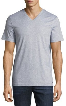 Michael Kors Liquid Cotton V-Neck T-Shirt