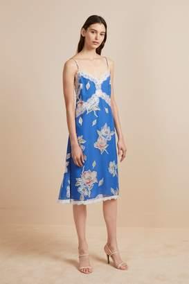 French Connenction Cari Devore Floral Cami Dress