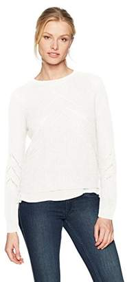 Lucky Brand Women's Nico Pullover Sweater