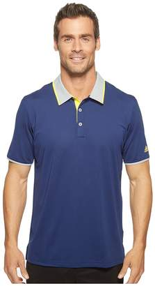 adidas Climacool Performance Polo Men's Short Sleeve Pullover