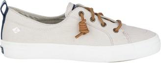 Sperry Top Sider Crest Vibe Linen Shoe - Women's