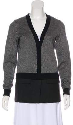 3.1 Phillip Lim Wool Button-Up Cardigan