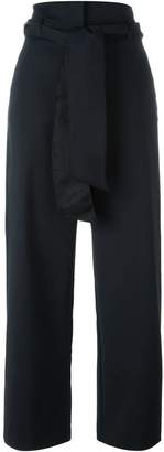 Ungaro belted trousers