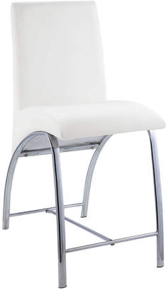 ACME Furniture Set Of 2 Acme Gordie Counter Height Chairs