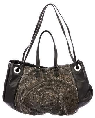 Valentino Sequin Glam Bag