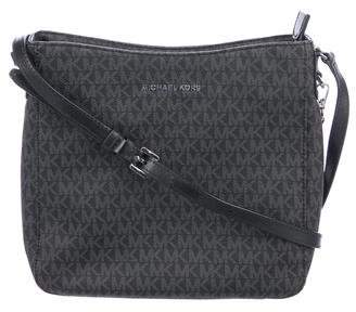 Michael Kors Monogram Messenger Bag