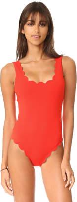 Marysia Swim Palm Springs Maillot $345 thestylecure.com