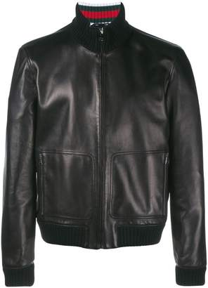 3bd5bd073edad Mens Leather Gucci Jacket - ShopStyle