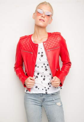 Generation Love Michelle Moto Jacket
