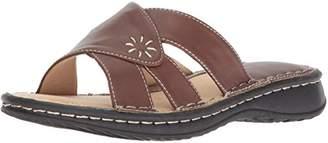 AdTec Women's 8560-BR Slide Sandal