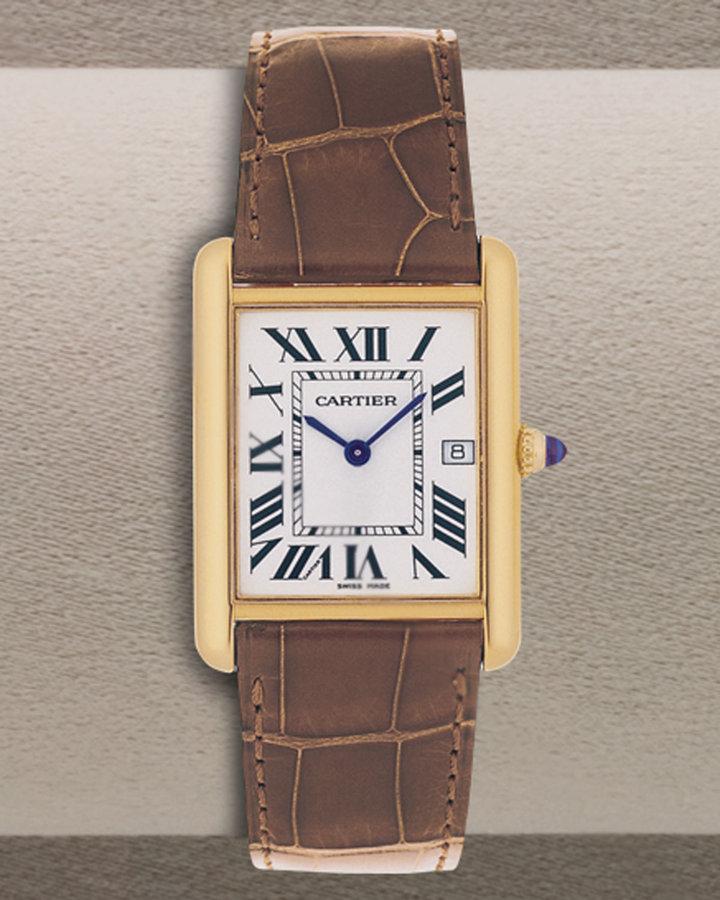 Cartier Large Tank Louis Watch
