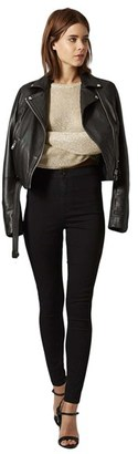 Women's Topshop Joni High Waist Skinny Jeans $65 thestylecure.com