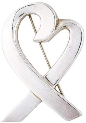 Tiffany & Co. Loving Heart Brooch