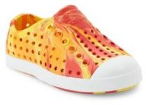 Girl's Ombre Slip-On Sneakers $40 thestylecure.com