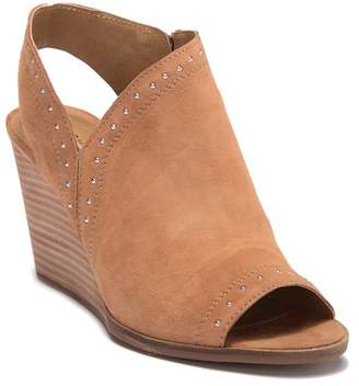 Lucky Brand Udelle Slingback Wedge Sandal