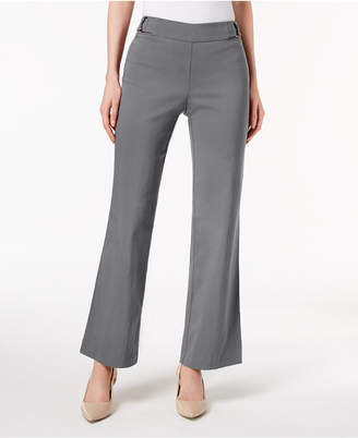 JM Collection Tummy-Control Trousers