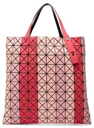Bao Bao Issey Miyake Lucent Matte Tote Bag - Womens - Pink Multi