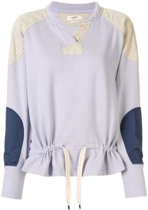 Etoile Isabel Marant colour block jumper
