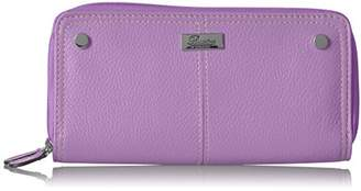 Westcott Slim Double Zip Wallet Wallet