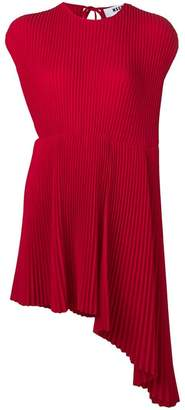 MSGM 2542MDT101P184802 18 RED Natural (Vegetable)->Cotton