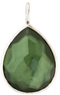 Ippolita Mother Of Pearl & Quartz Triplet Teardrop Pendant