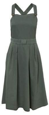 Vero Moda Vilja Long-Sleeve A-Line Dress