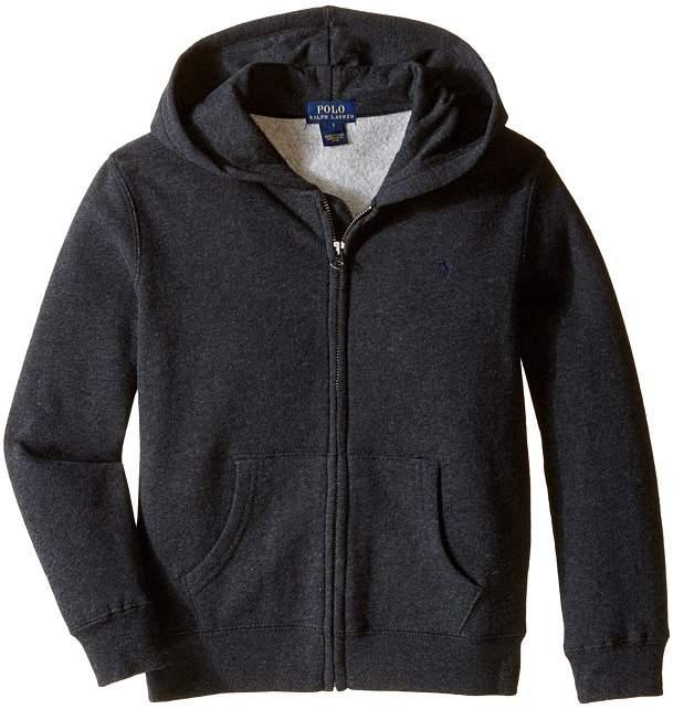 Collection Fleece Full-Zip Hoodie Boy's Fleece