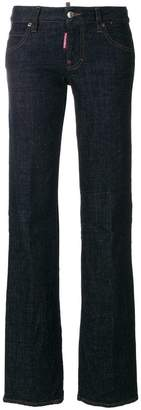 DSQUARED2 medium waist Lauren jeans
